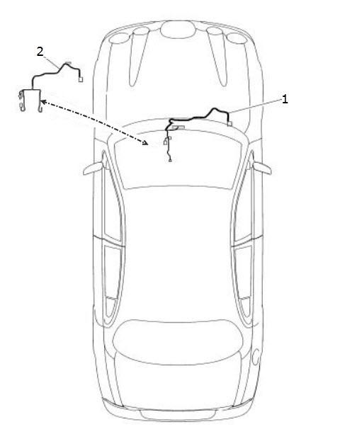 Gearbox Harness: Terrys Jaguar Parts