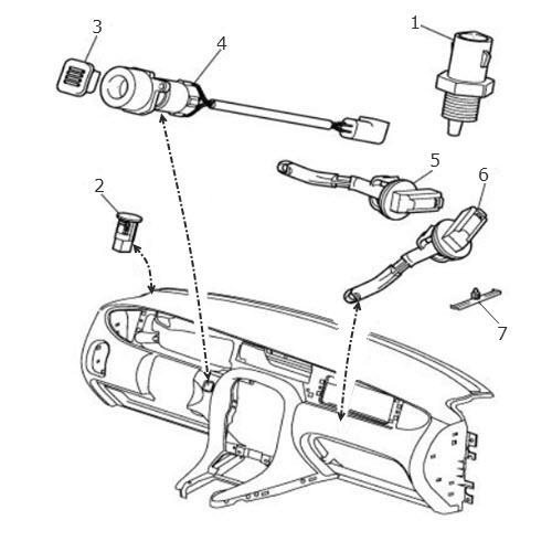 Air Conditioning Aspirator and Sensor: Terrys Jaguar Parts