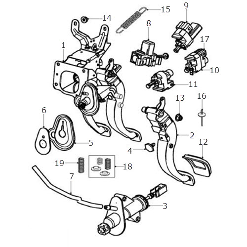 Brake Clutch Housing Manual: Terrys Jaguar Parts