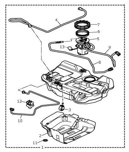 Jaguar S Type Fuel Pump, Jaguar, Free Engine Image For