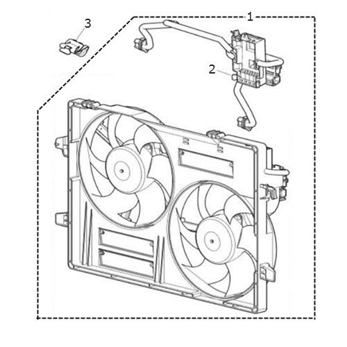 Radiator Fan Cowl: Terrys Jaguar Parts