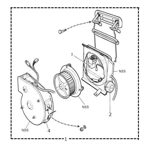 Blower Motor Assemblies: Terrys Jaguar Parts