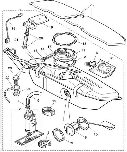 Jaguar Xj6 1987 Wiring Diagram Fuel Tank 1994 Jaguar Xj6