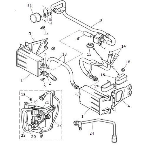 Diagram Of The Jaguar X Type 3 0 Engine. Jaguar. Wiring