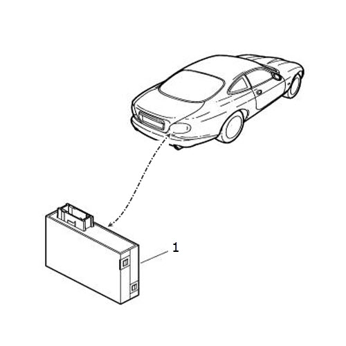 Lighting Control Module: Terrys Jaguar Parts