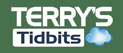 Terry's Tidbits Logo