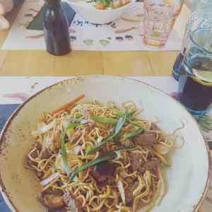 restaurante japonés mitsuki La Maquinista favorito enero