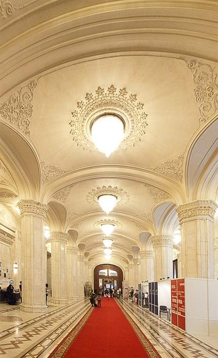 Romania - Parliament House