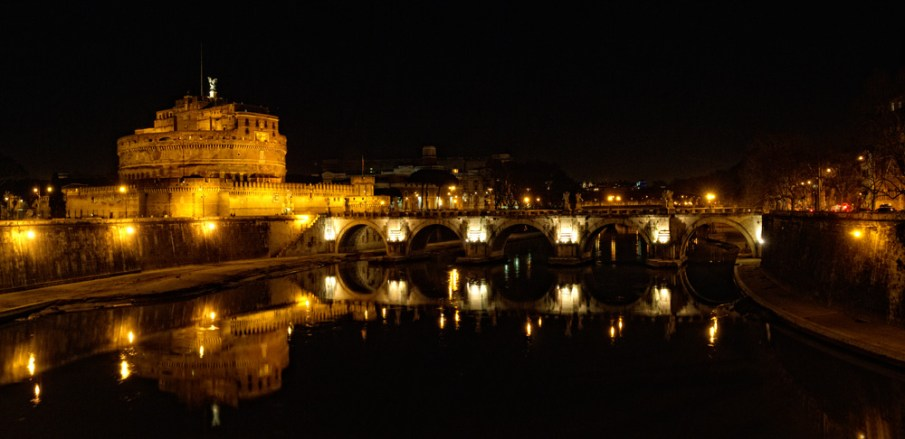 Italy - Rome - Fortress