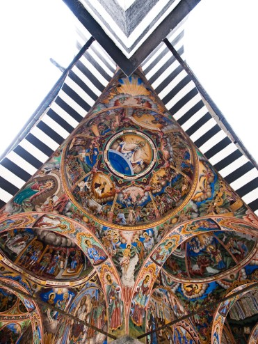 Bulgaria - Rila Monastery - detail