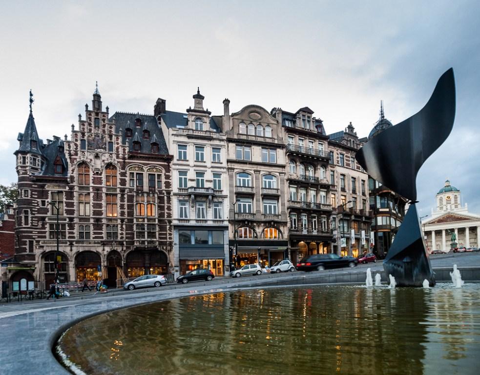 Belgium - Brussels - Musical Instruments Museum