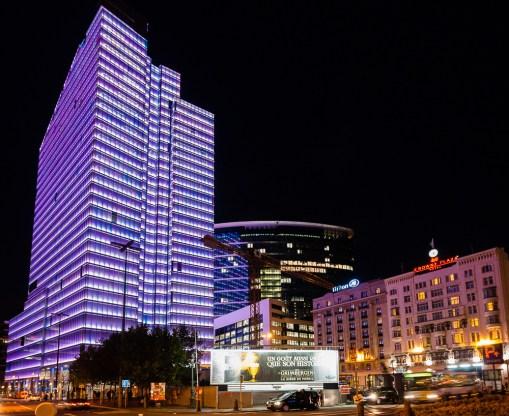 Belgium - Brussels - Crowne Plaza Hotel