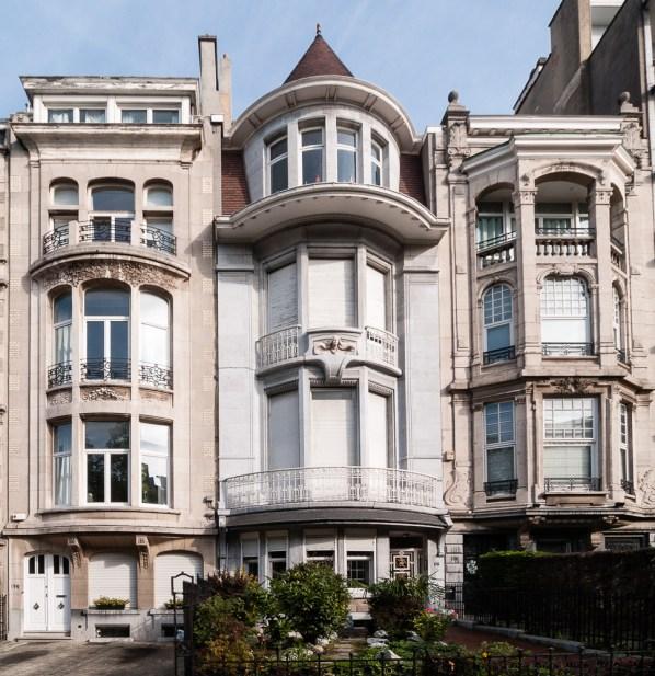 Belgium - Brussels - Private house