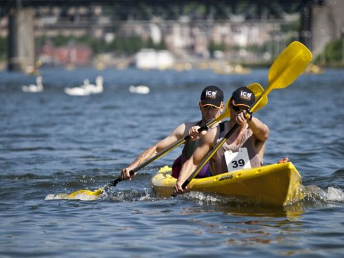 Namur - Canoe Contest