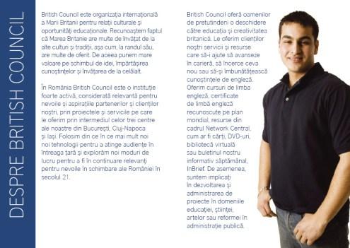 British Council - Development