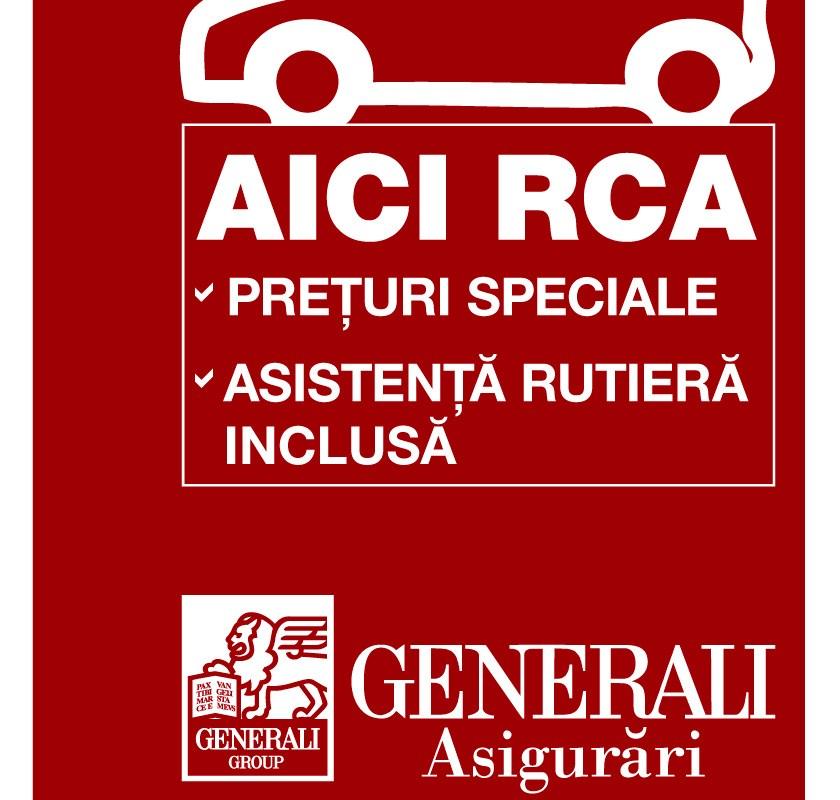 Generali - generic campaign poster