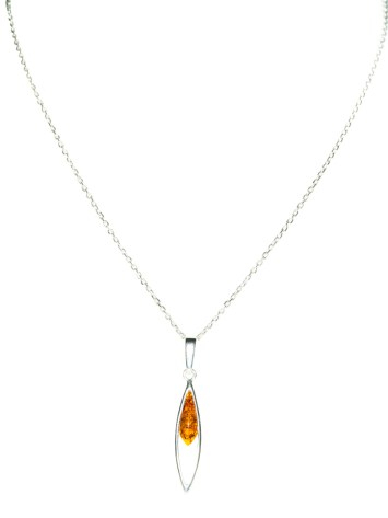 Amber & Silver Jewellery