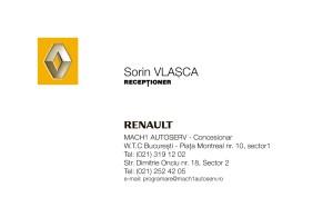 Mach1 Service - business card