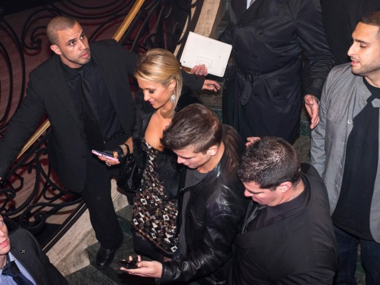 La Capitale - photo - Cristian Samoila, Paris Hilton, Gotha Club Bruxelles, Galerie Louise, 1000 Bruxelles, Glamour, Luxe