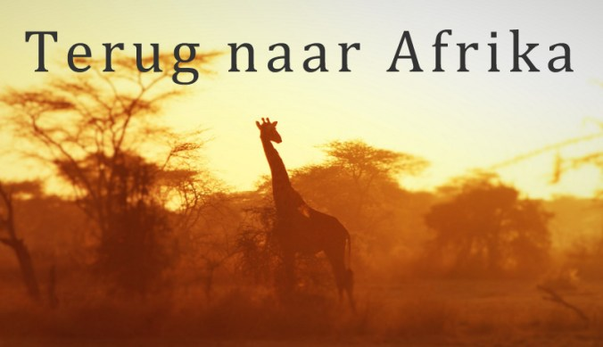 Terug naar Afrika