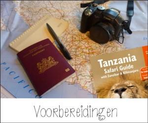 Voorbereidingen terug naar Afrika