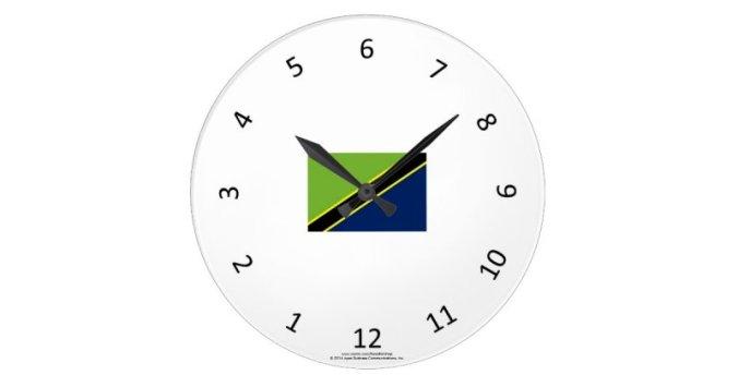 Swahili tijd Tanzania