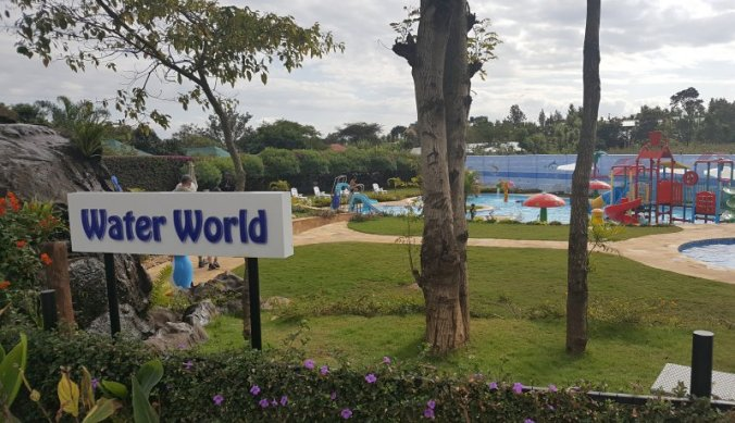 Waterworld Fun Retreat nieuwe speeltuin in Arusha