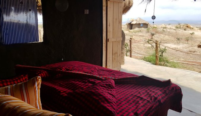 Kamer Osiligilai Maasai Lodge in Tanzania
