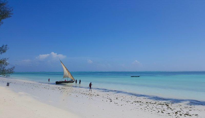 Het tropische paradijs Zanzibar