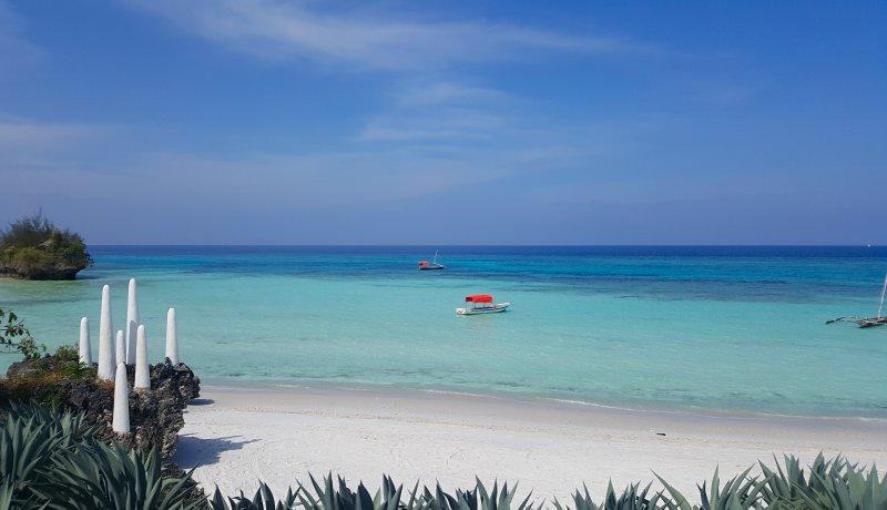 Een klein paradijs dat Pemba Island heet