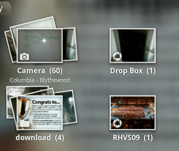 android photo gallery