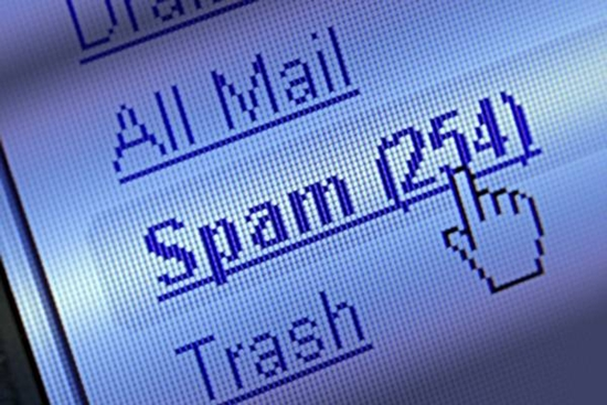 Spam email (photo: washingtonpost.com)