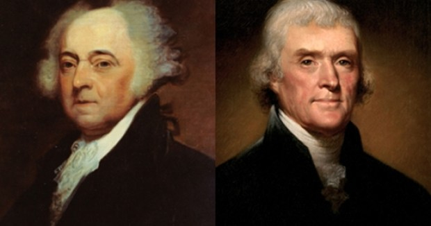 Adams dan Jefferson