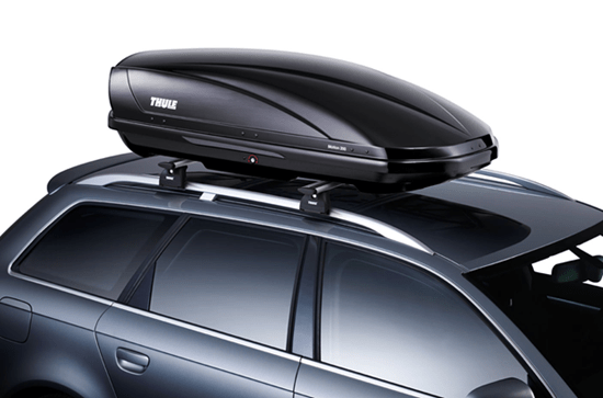 bagasi tambahan roof box