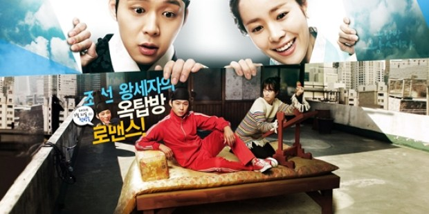 Rooftop Prince Korean Drama