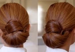 Easy Elegance Hair Bun