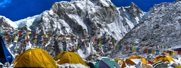 Everest Basecamp Track