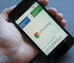 Google Chrome Mobile