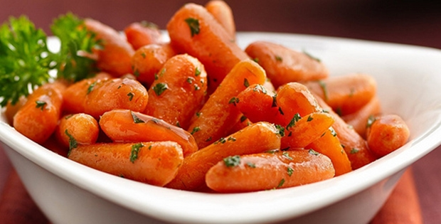Carrot Glazed
