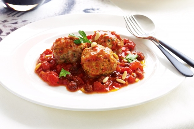 Resep Spanish Tuna Meatballs