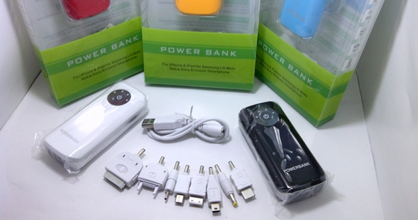 Membeli Power Bank