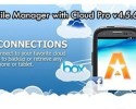 Astro File Manager With Cloud