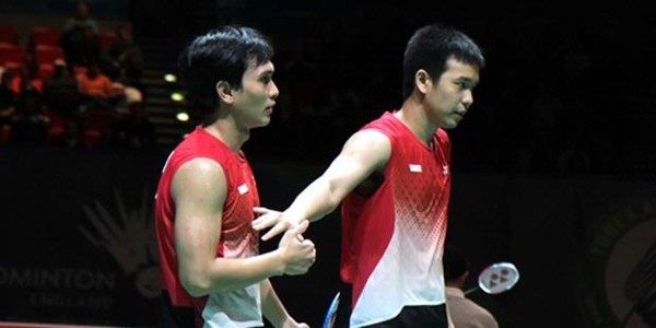 Tim Bulutangkis Indonesia di ASIAN GAMES