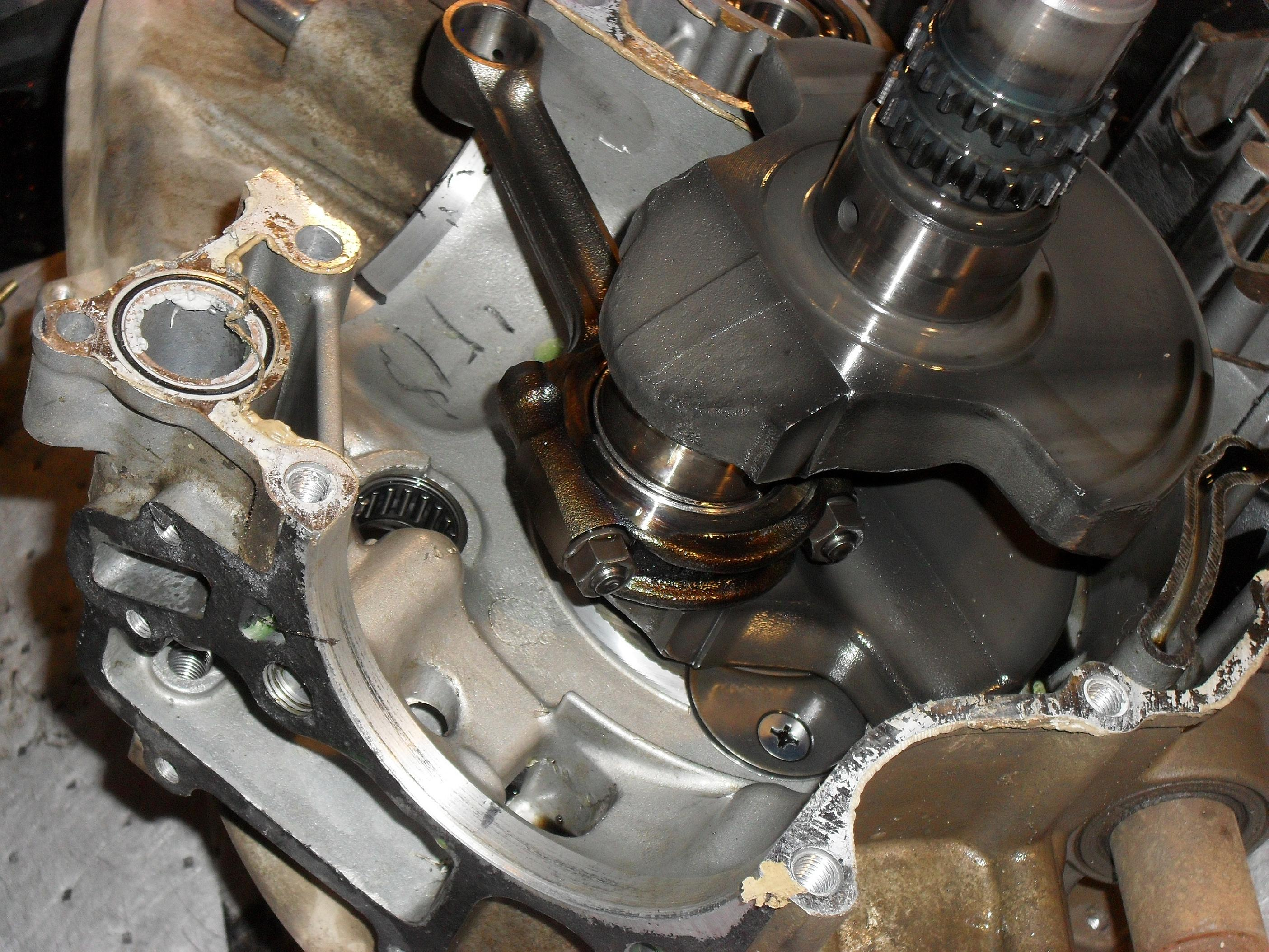 Need Advise From Engine Builders