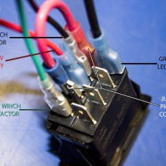 Illuminated Rocker Switch Wiring Diagram Motor Start Capacitor A Momentary Free Engine Image For