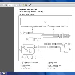 Fuel Pump Relay Wiring Diagram Human Skull Eye No Power To Pump...ecu Issues? - Kawasaki Teryx Forum