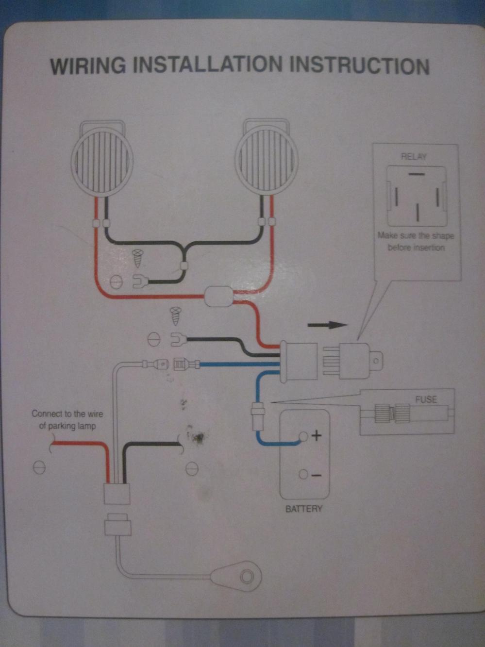 medium resolution of help wiring vision x lights kawasaki teryx forum terex wiring diagrams for pt110f click image for