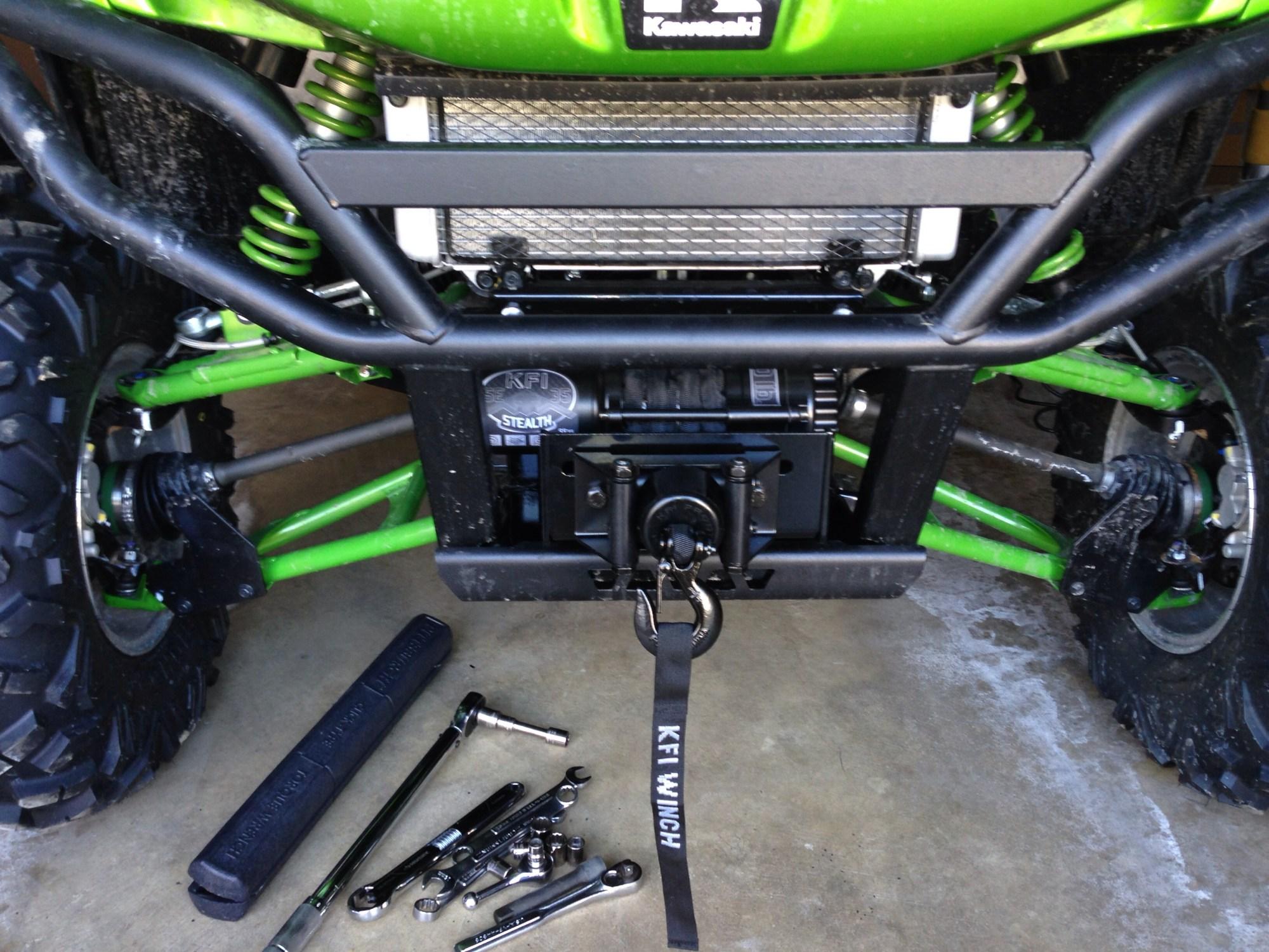 hight resolution of winch page 4 kawasaki teryx forum jeep winch wiring teryx winch wiring