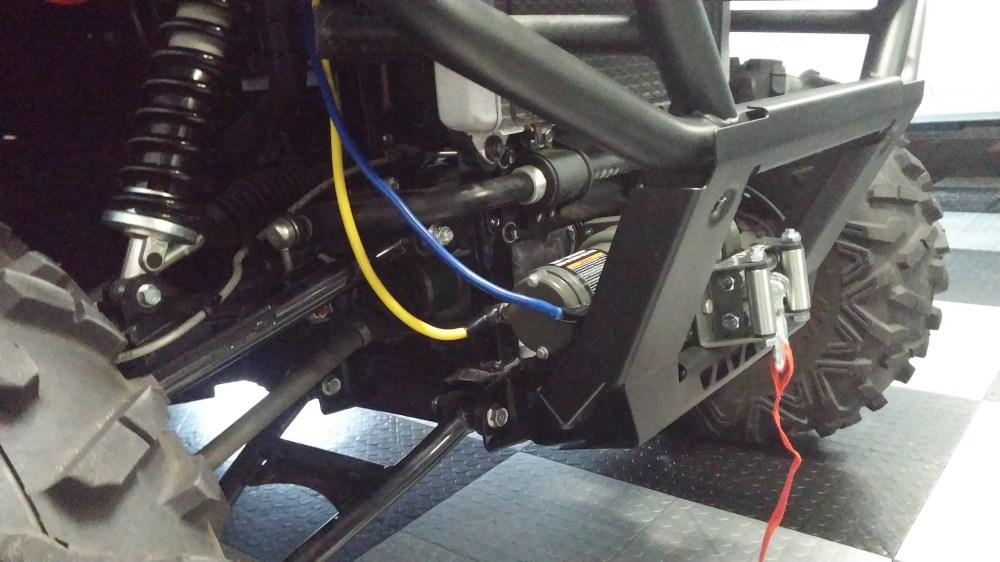 medium resolution of badlands 3500 winch install kawasaki teryx forum mix kawasaki teryx winch wiring 1