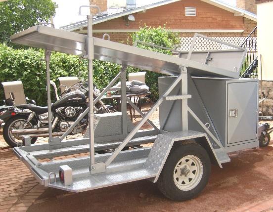 Double decker quad trailer  Kawasaki Teryx Forums